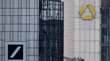 Deutsche Bank works to get back on track