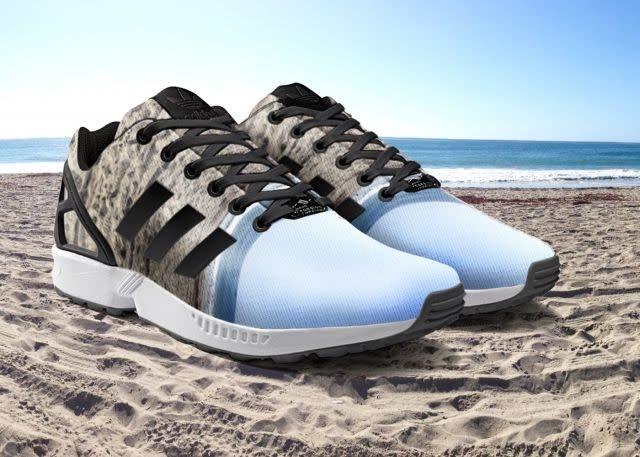 Adidas relaunch 'mi adidas' sneaker