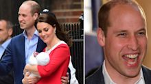 The internet responds perfectly to the announcement of the royal baby name