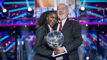 Bill Bailey emotional as he is crowned Strictly Come Dancing winner