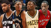 NBA All-Star reserves - take your pick