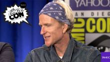 Matthew Modine's Faux Porn Name and More Celebrity Revelations From Comic-Con