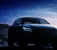 Subaru's Mysterious Concept SUV Will Show Off New e-Boxer Hybrid Tech