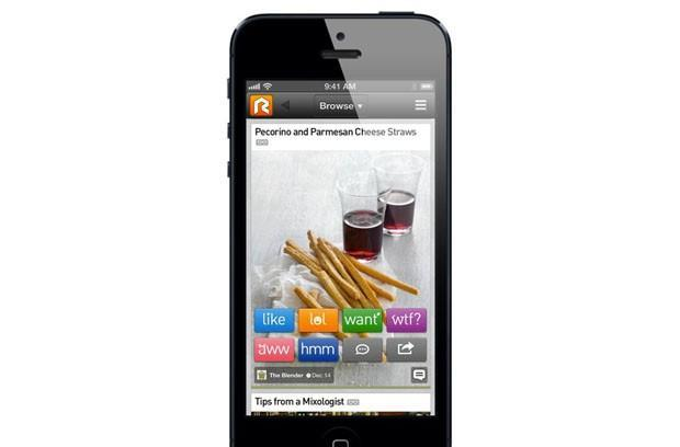 Rockmelt social browser comes to iPhone, Android version still in development