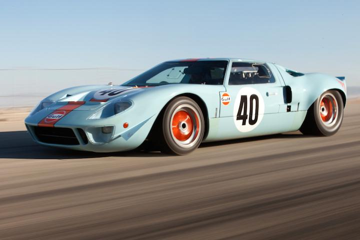 Ford Gt Lemans Photo