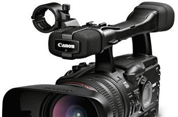 Canon unveils dual HDV followups to prosumer GL2