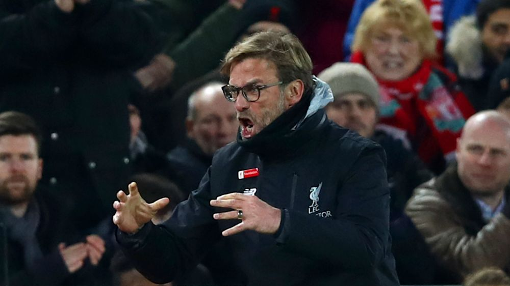 Liverpool should be more like Chelsea - Klopp