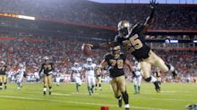 Six Former Saints Players with Bush, Evans, and Andersen Headlining the 2022 Ballot for College Football's Hall of Fame