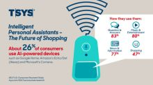 TSYS Consumer Payment Study: More Americans Embracing Cutting-Edge Payment Methods