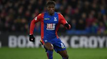 Wilfried Zaha signs long-term Crystal Palace deal