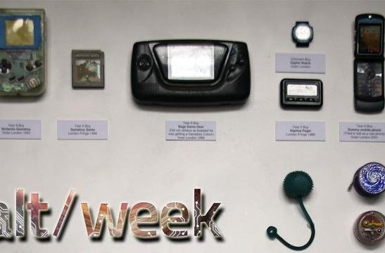 Alt-week 11.30.13: one well preserved baby dinosaur, and the forbidden gadgets