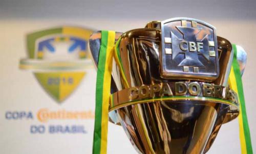 CBF define datas e horários da quarta fase da Copa do Brasil
