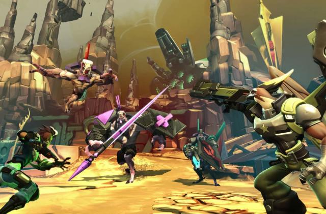 'Battleborn' is free, but you'll need money to make the most of it