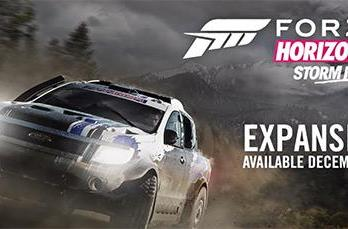 New expansion takes Forza Horizon 2 off-roading in a storm