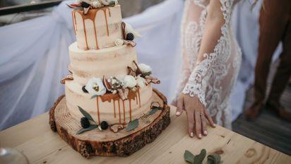 So eine Hochzeitstorte habt ihr garantiert noch nie gesehen