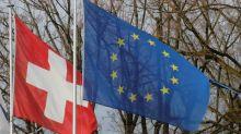 After referendum win, Swiss face dilemma over stalled EU treaty