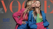Heidi Klum's daughter, 16, makes modeling debut on Vogue Germany cover