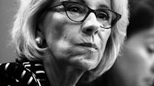Betsy DeVos Sued for Rolling Back Campus Sexual-Assault Protections