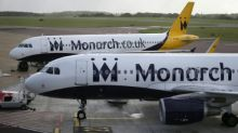 Monarch collapse leaves 110,000 holidaymakers stranded