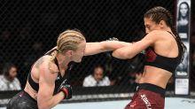 Valentina Shevchenko schools Joanna Jedrzejczyk, wins flyweight title by unanimous decision