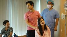 Janet Hsieh talks about giving birth for the first time