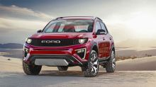 Ford's 'Baby Bronco' to use Focus Active's FWD/AWD platform