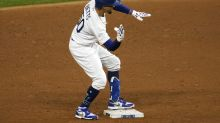 MLB playoff updates: Dodgers use sixth-inning rally to win Game 1 over Padres