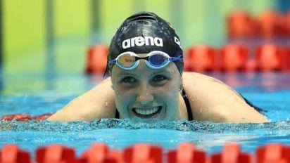 Finale! Deutsches Schwimm-Talent mit Rekord