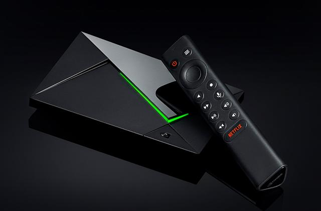 NVIDIA's Shield TV Pro is down to an all-time low at $180