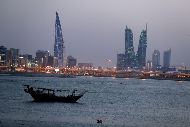 Bahrain top court upholds death sentences against two activists