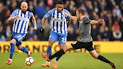 Hughton: Locadia benefiting from 'competitive' Brighton