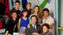 Así lucen los actores de 'Salvados por la campana' 28 años después de su estreno