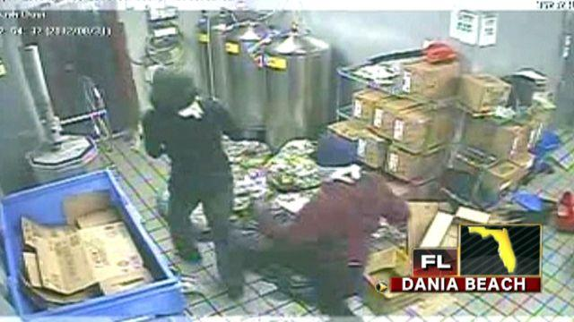 Across America: Masked men rob Florida McDonald's