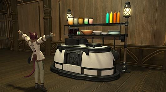 Final Fantasy XIV shows off crafting and gathering improvements for 2.2