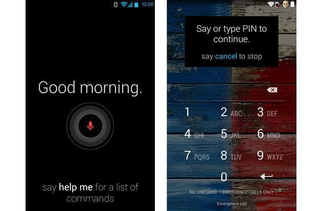 Ask select Motorola phones 'what's up?' to hear notifications read aloud