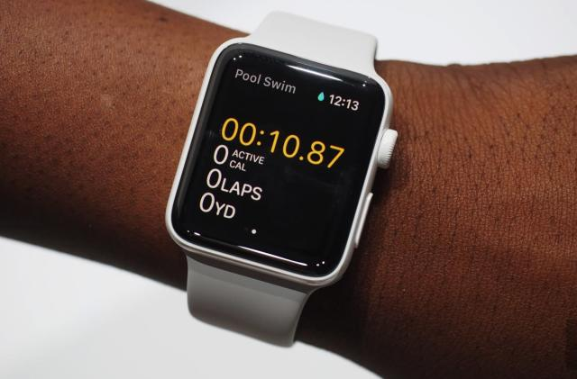 The new Apple Watch mostly looks like the old one