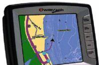 Lowrance's iWay 600C navigates highways and waterways