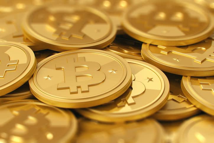 offerta di moneta bitcoin