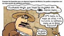 La peor leyenda del México macho que resultó ser verdad