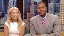 Michael Strahan Making the Leap to 'Live!'?