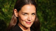 Katie Holmes Basically Just Posted a Thirst Trap for #BidenHarris2020