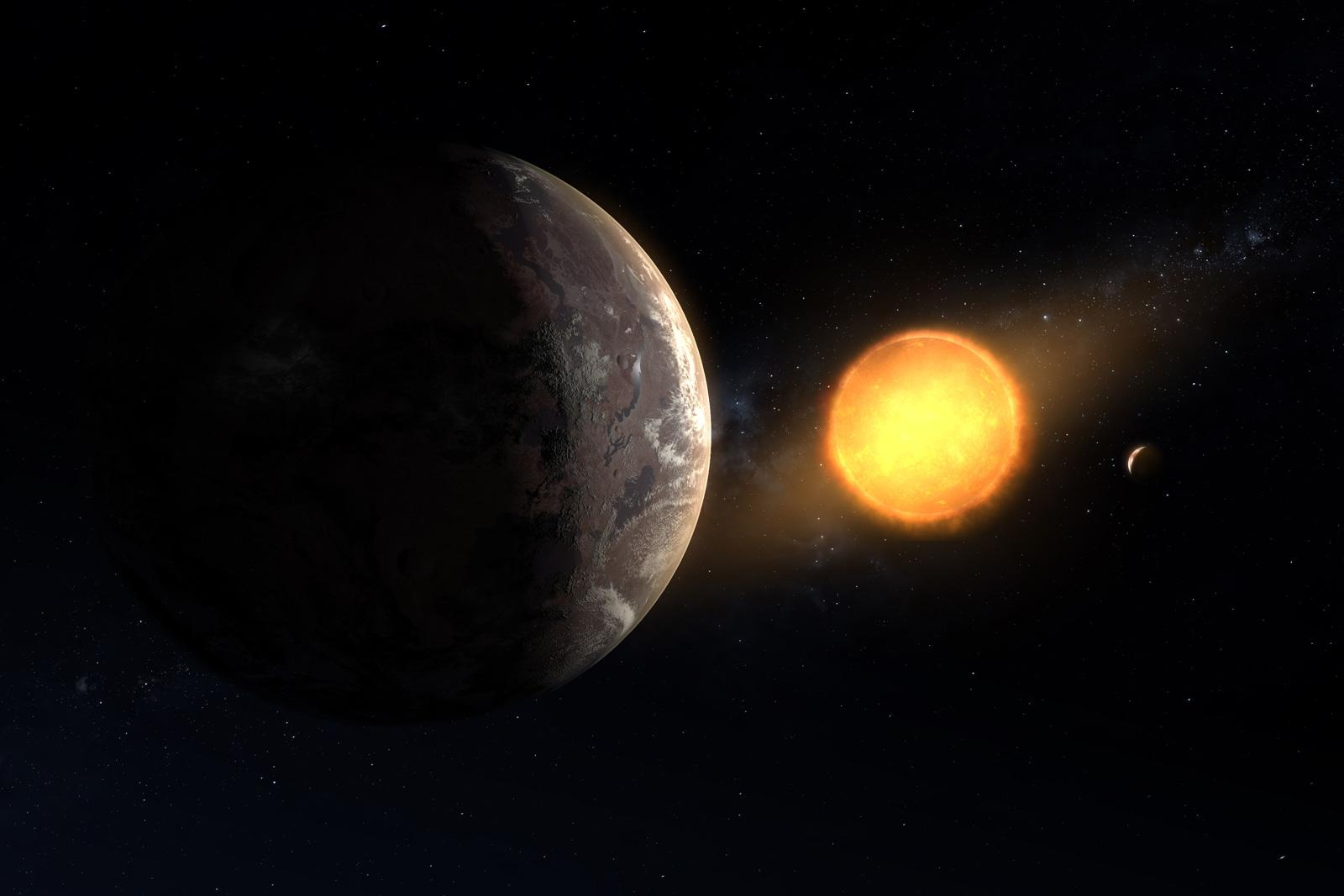 A second look at data reveals Earth-like planet 300 light-years away
