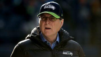 Seahawks owner Paul Allen dies at 65