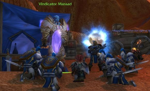 Warlords of Draenor: The Iron Horde invasion, Alliance edition