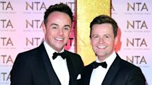 Ant and Dec reveal their first reaction to I'm A Celebrity title