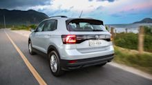 VW T-Cross é oferecido com desconto de R$ 5 mil e revisões grátis