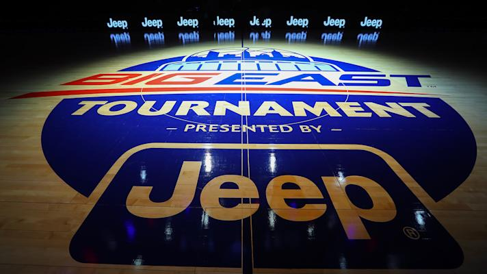 Should teams play in their conference tournaments? | Yahoo Sports College Podcast