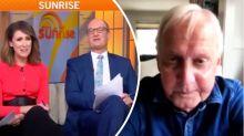 Sunrise viewers slam Paul Hogan's 'desperately homesick' plea