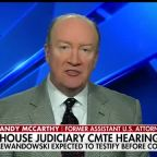 Corey Lewandowski to testify before Congress in first 'impeachment hearing'