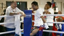 The heavyweight battler bringing back 'the old Pacquiao'